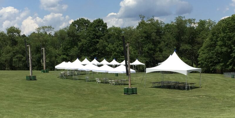 10x10 EZ Up Pop Up Tents