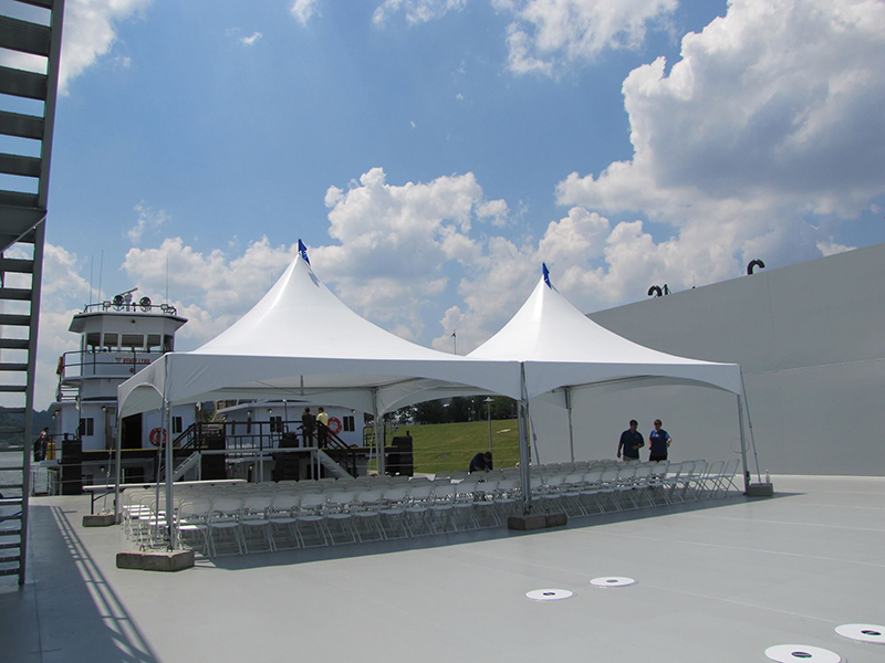 High Peak Marquis Tents